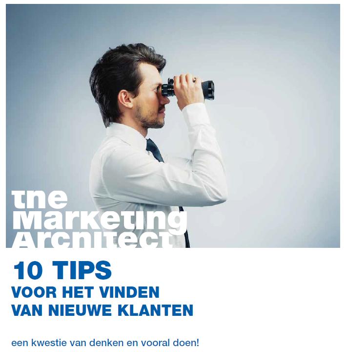 10 TIPS voor het vinden van nieuwe klanten